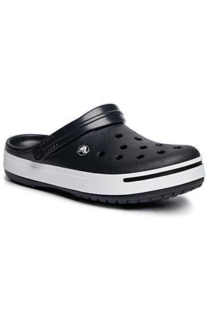 Klapki basenowe Crocs 11989 060 Czarny Męskie Buty