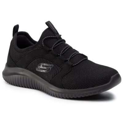 Adidași Skechers Flection 999569 BBK Piele ecologică/-Piele ecologică imagine