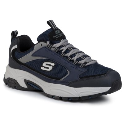 Adidași Skechers Alertness 999873 Nvy Piele ecologică/-Piele ecologică imagine