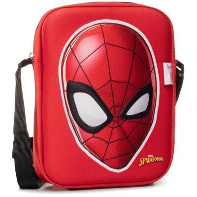 Levně Tašky pro mládež Spiderman ACCCS-AW19-28SPRMV Textilní materiál