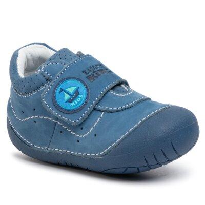 Pantofi cu toc mediu Lasocki Kids CI12-2655-04 Piele naturală - Nubuc imagine ccc.eu