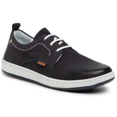 Pantofi cu toc mediu Lasocki Young CI12-1599-01 Piele naturală - Nubuc imagine ccc.eu