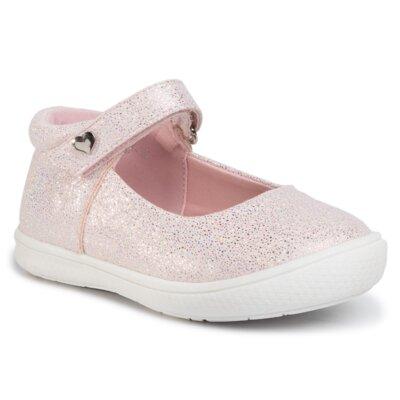 Pantofi cu toc mediu Nelli Blu CM0562-30 Piele ecologică/-Piele ecologică