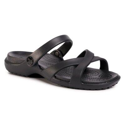Levně Bazénové pantofle Crocs 205472-001