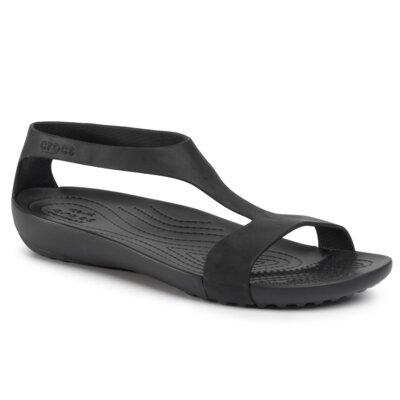 Sandále Crocs Serena Sandal W 205469-060 Materiál/-Materiál Croslite
