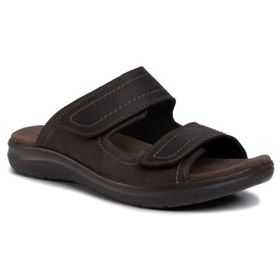 Papuci GO SOFT MI20-BARA Piele naturală - Nubuc imagine