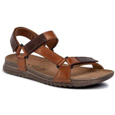 Sandale Lasocki for men MI07-A612-A472-17 Piele naturală - Netedă imagine