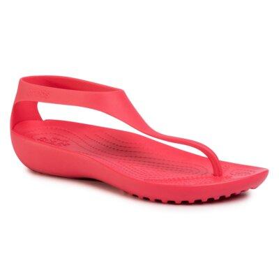 Sandále Crocs Serena Flip W 205468 Materiál/-Materiál Croslite