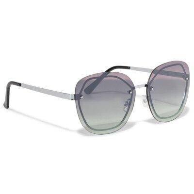 Levně Sluneční brýle ACCCESSORIES 1WA-046-SS20 Plastik,Materiál - kov