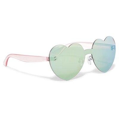 Levně Sluneční brýle ACCCESSORIES 1WA-049-SS20 Plastik