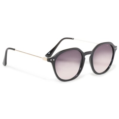 Levně Sluneční brýle ACCCESSORIES 1WA-055-SS20 Plastik,Materiál - kov