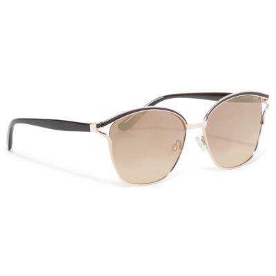 Levně Sluneční brýle ACCCESSORIES 1WA-041-SS20 Plastik,Materiál - kov