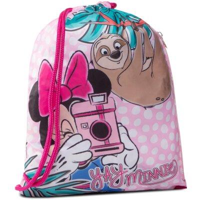 Levně Batohy a Tašky Minnie Mouse ACCCS-AW19-36DSTC Textilní materiál