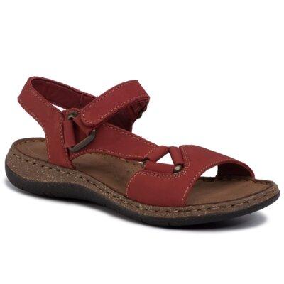 Sandale GO SOFT WI20-4773-01 Piele naturală - Nubuc imagine ccc.eu