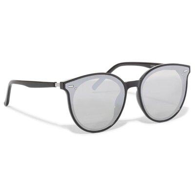Levně Sluneční brýle ACCCESSORIES 1WA-045-SS20 Plastik,Materiál - kov