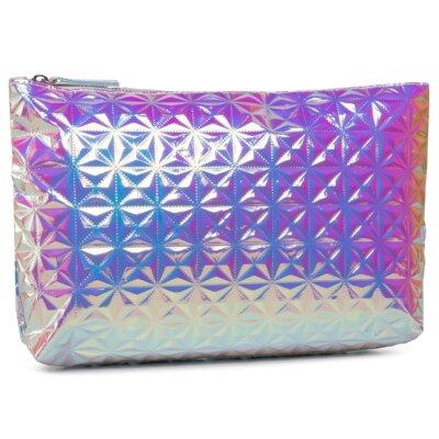 Levně Kosmetická tašticka ACCCESSORIES 1W1-040-SS20 Velice kvalitní materiál