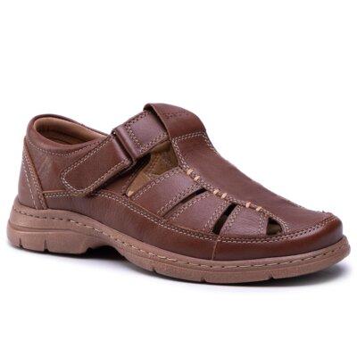Sandale GO SOFT MI20-BONDY-02 Piele naturală - Netedă imagine