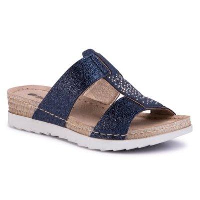 Papuci INBLU OF55EJ01 Piele ecologică -Piele ecologică imagine ccc.eu