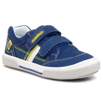 Pantofi cu toc mediu Lasocki Kids CI12-ALY-01 Piele naturală - Nubuc imagine ccc.eu