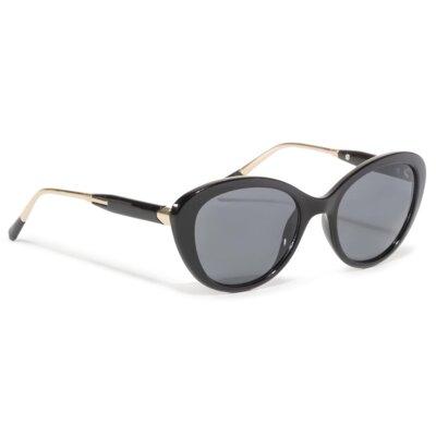 Levně Sluneční brýle ACCCESSORIES 1WA-058-SS20 Plastik,Materiál - kov