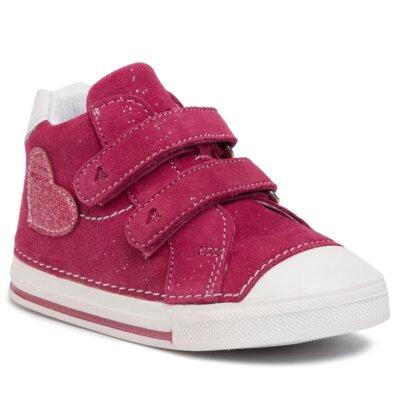 Pantofi cu toc mediu Lasocki Kids CI12-2916-02 Material plastic -De înaltă calitate imagine ccc.eu
