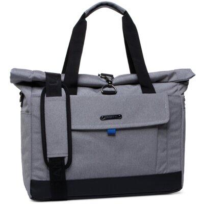 Levně Pánské tašky Lanetti BMM-S-016-00-03 Textilní materiál