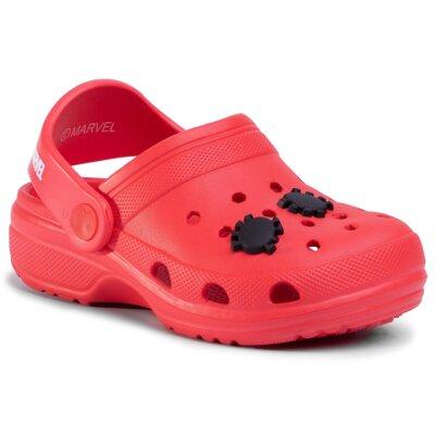Levně Bazénové pantofle Spiderman CP50-18718SPRMV Materiál/-Velice kvalitní materiál