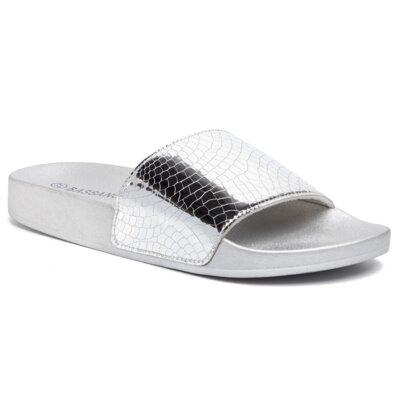Levně Bazénové pantofle Bassano WSK0328-01 Ekologická kůže /-Ekologická kůže
