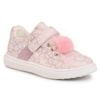 Pantofi cu toc mediu Nelli Blu BN-5300-02 Piele ecologică/-Piele ecologică
