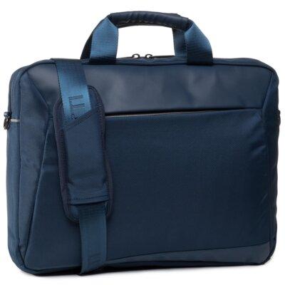 Levně Pánské tašky Lanetti BMM-S-047-90-03 Textilní materiál