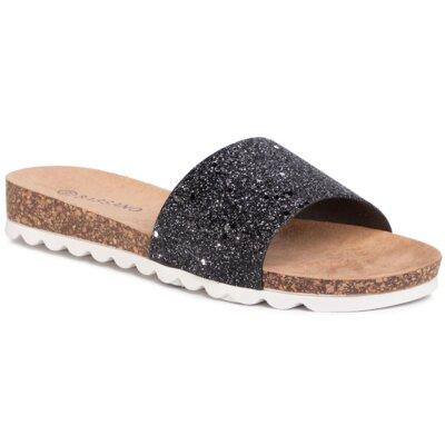 Levně Pantofle Bassano WS1759A-1 Materiál/-Velice kvalitní materiál