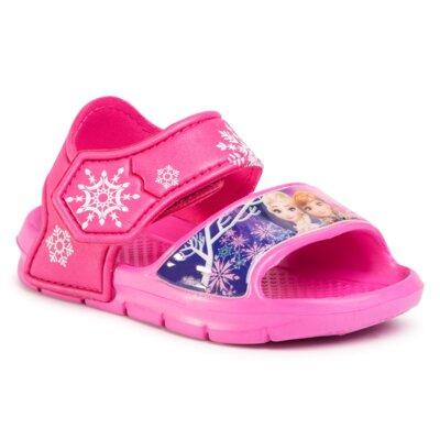 Levně Bazénové pantofle Frozen CP50-8541DFR Materiál/-Velice kvalitní materiál