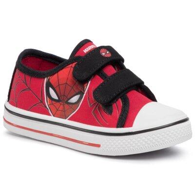 Levně Tenisky Spiderman 5903419132209 Látka/-Látka