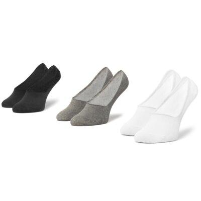 Levně Ponožky ACCCESSORIES 1MB-001-SS20 r.39-42 Elastan,Polyester,Bavlna