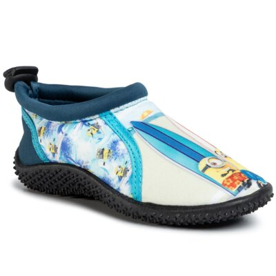 Levně Bazénové pantofle Minnions SURMIN08 Látka/-Látka