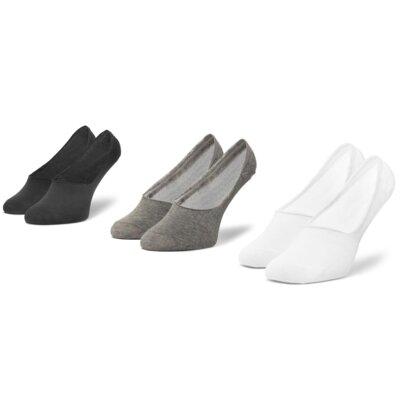 Levně Ponožky ACCCESSORIES 1WB-013-SS20 r. 39/42 Elastan,Polyester,Bavlna
