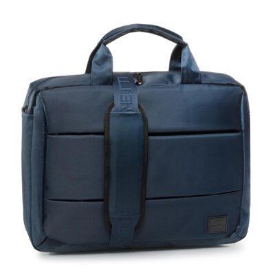 Levně Pánské tašky Lanetti BMM-S-035-90-03 Textilní materiál