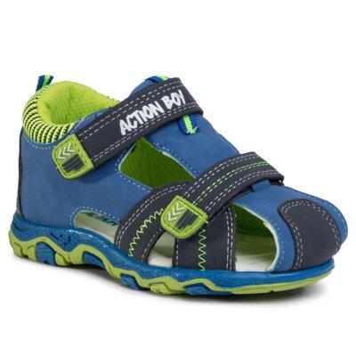 Sandale Action Boy CM2213-10 Piele ecologică -Piele ecologică imagine ccc.eu