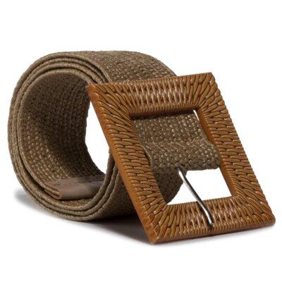 Levně Opasky ACCCESSORIES 1W2-001-SS20 Velice kvalitní materiál