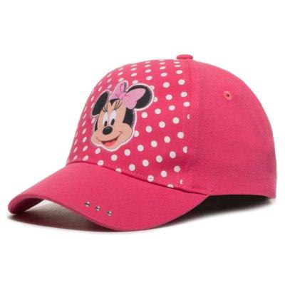 Čepice Minnie Mouse ACCCS-SS20-002DSTC Bavlna