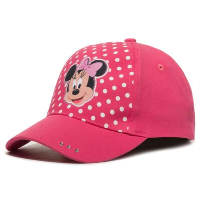 Levně Čepice, Šály, Rukavice Minnie Mouse ACCCS-SS20-002DSTC Bavlna