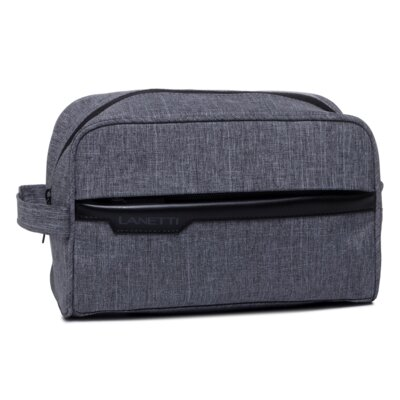 Levně Pánské tašky Lanetti BMK-S-021-00-03 Textilní materiál
