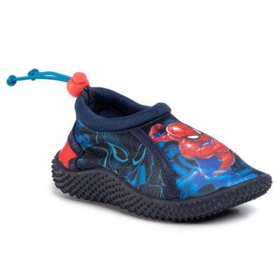 Levně Bazénové pantofle Spiderman CP91-SS2057SPRMV Látka/-Látka