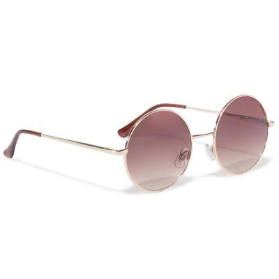 Levně Sluneční brýle ACCCESSORIES 1WA-080-SS20 Materiál - kov