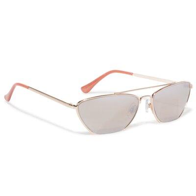 Levně Sluneční brýle ACCCESSORIES 1WA-081-SS20 Plastik,Materiál - kov