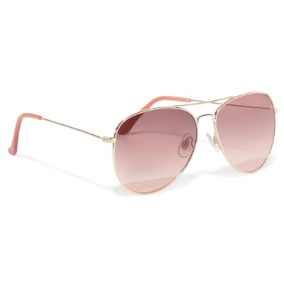 Levně Sluneční brýle ACCCESSORIES 1WA-079-SS20 Materiál - kov