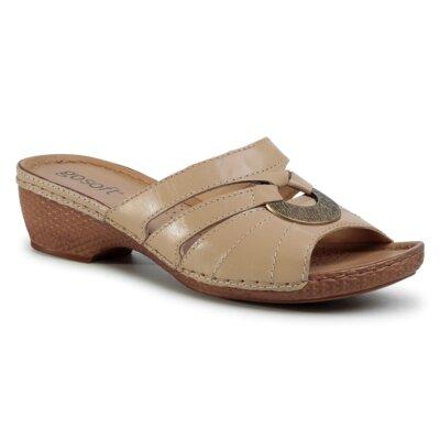 Papuci GO SOFT WI16-2154-06 Piele naturală - Netedă imagine ccc.eu