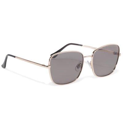 Levně Sluneční brýle ACCCESSORIES 1WA-078-SS20 Materiál - kov