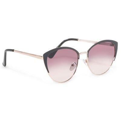 Levně Sluneční brýle ACCCESSORIES 1WA-053-SS20 Plastik,Materiál - kov
