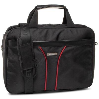 Levně Pánské tašky Lanetti BMM-S-002-10-03 Textilní materiál
